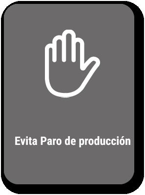Evita Paro de Producción