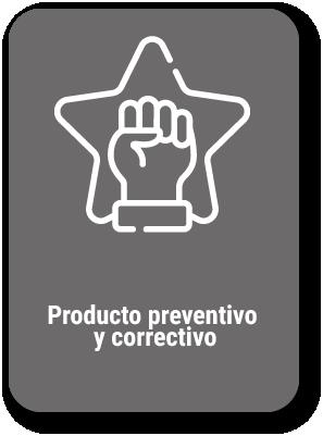 Producto Preventivo y Correctivo